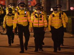 The Lords Justice and Home Affairs Committee has heard that artificial intelligence could be used to identify 'rogue' police officers but for a lack of 'political will' (Kirsty O'Connor/PA)