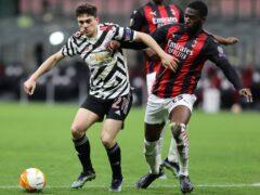 Fikayo Tomori believes his move to AC Milan has been justified (Fabrizio Carabelli/PA)