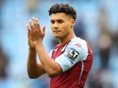 Aston Villa's Ollie Watkins has been called up into the England squad. (Richard Heathcote/PA)