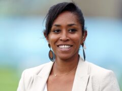 Ebony Rainford-Brent is the chair of the ACE programme (Mike Egerton/PA)