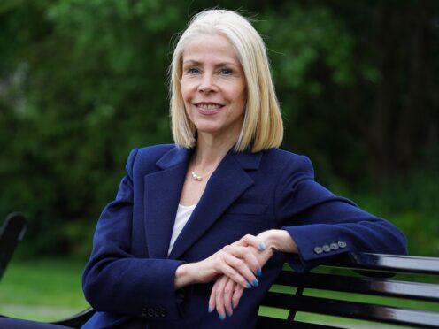 Professor Linda Bauld said the central belt is interconnected (Andrew Milligan/PA)