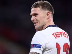 Kieran Trippier is preparing to lead England out in front of fans for the first time (PA Wire)