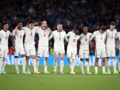 A number of England players are reportedly refusing to be vaccinated (PA)
