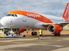 EasyJet sees signs of recovery (David Parry/PA)