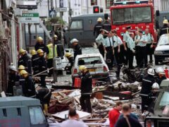 A judge at Belfast High Court has said failure to act on and informer tip-off should be examined in a new Omagh bomb probe (Paul McErlane/PA)
