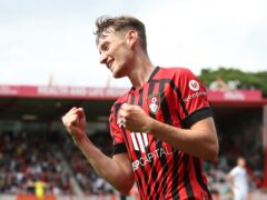 Bournemouth boss Scott Parker has vowed to support midfielder David Brooks, who has been diagnosed with cancer (Kieran Cleeves/PA)