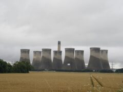 The IPCC says that near-term action must be taken to phase out coal- and gas-fired power stations