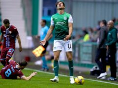 Joe Newell is looking to bounce back (Andrew Milligan/PA)