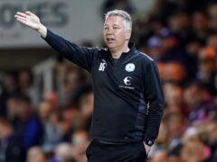 Peterborough boss Darren Ferguson has been fined £2000 and banned for one match by the Football Association (Joe Giddens/PA)