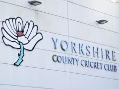Yorkshire will take no disciplinary action against any employees, players or executives following an independent report into allegations of racism by former player Azeem Rafiq (Mike Egerton/PA)