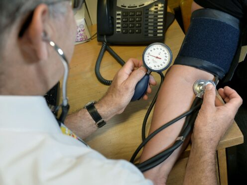 GPs have hit out at criticism over a lack of face-to-face appointments (PA)