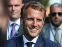 Algeria has withdrawn its ambassador to France over comments attributed to French president Emmanuel Macron (Brian Lawless/PA)