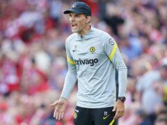 Chelsea manager Thomas Tuchel (Mike Egerton/PA)