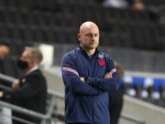 England Under-21 manager Lee Carsley takes his side to Slovenia on Thursday (Bradley Collyer/PA)