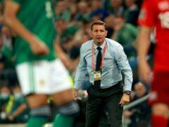 Ian Baraclough highlighted the camaraderie among his players (Liam McBurney/PA)