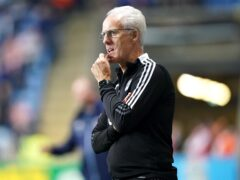 Mick McCarthy says his future is out of his hands (Mike Egerton/PA)