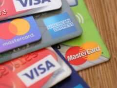 Shoppers can make payments of up to £100 with a single tap of their card from Friday (Andrew Matthews/PA)