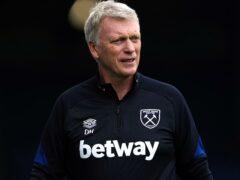 David Moyes is enjoying West Ham's European adventure (Zac Goodwin/PA)