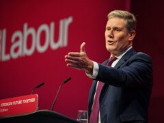 Labour leader Sir Keir Starmer claimed the Prime Minister has dismissed the concerns of business (Andrew Matthews/PA)