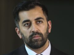 Health Secretary Humza Yousaf (Fraser Bremner/Daily Mail/PA)