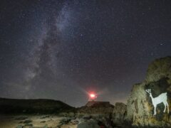 Radio signals from distant stars may suggest hidden planets, researchers say (Owen Humphreys/PA)