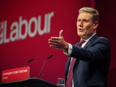 Sir Keir Starmer says the Prime Minister's jokes will wear thin when people are hit in the pocket (Andrew Matthews/PA)