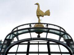 Two Tottenham players have tested positive for coronavirus (Nick Potts/PA)