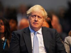 Boris Johnson has suggested it is better to enforce existing laws better than make misogyny a hate crime (Peter Byrne/PA)