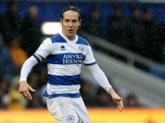 Stefan Johansen will miss out for QPR through suspension (Steven Paston/PA)