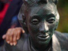 A statue of Henrietta Lacks (Ben Birchall/PA)