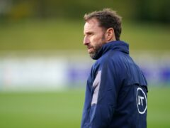 Gareth Southgate has defended the right of his players to keep their vaccination status private (Nick Potts/PA)