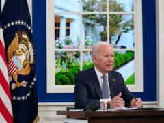President Joe Biden (Evan Vucci/AP)