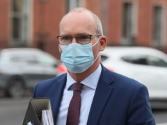Minister for Foreign Affairs Simon Coveney (Brian Lawless/PA)
