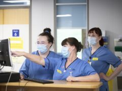 Government ministers have been told that nurses should have their job title protected in law (Jane Barlow/PA)
