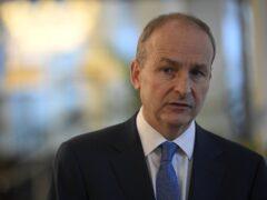 Taoiseach Michael Martin (PA)