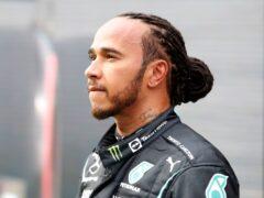 Lewis Hamilton will start 11th (Umit Bektas/AP)