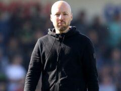 Swindon boss Ben Garner has selection dilemmas ahead of the visit of Rochdale (Bradley Collyer/PA)