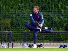 """Gareth Southgate says picking each England squad is """"very difficult"""" due to the quality at his disposal (John Walton/PA)"""
