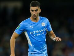 Manchester City's Ferran Torres is facing a spell on the sidelines (Peter Powell/PA)