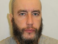 Richard Hand has been found guilty at the Old Bailey of murdering Yassar Moussa (Met Police/PA)