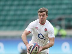 George Ford in action for England