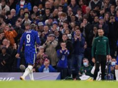Romelu Lukaku suffered an injury against Malmo (Adam Davy/PA)