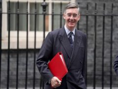 Leader of the House of Commons Jacob Rees-Mogg (Victoria Jones/PA)