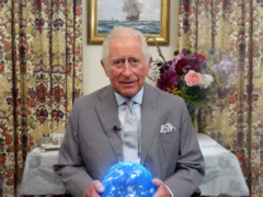 The Prince of Wales introducing Cop26: In Your Hands (Sky Kids/PA)