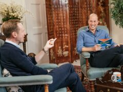 William's Newscast interview (Kensington Palace/PA)