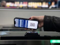Shoppers will need to use the Tesco.com app (Ben Stevens/Parsons Media/PA)