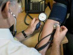 GPs had to make 'difficult choices' when deciding if patients should get face to face appointments, a Scottish Government adviser said. (Anthony Devlin/PA)