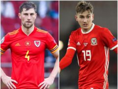 Ben Davies and David Brooks are sidelined (PA)