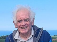 Paul Johnson went missing on September 15 (Police Scotland/PA)