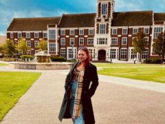 Petra Mirosevic-Sorgo, a student at Loughborough University, said the boycott is to help victims of spiking 'feel listened to' (Petra Mirosevic-Sorgo)
